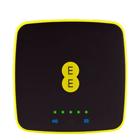 ee mobile wifi 4gee wifi mini pay monthly 4g mobile broadband ee