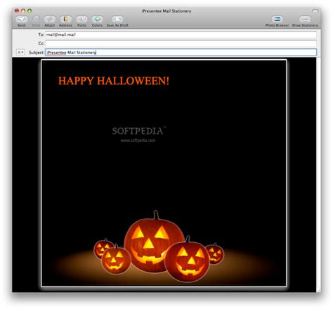 Download Your Free Halloween Stationery Templates For Mail App Email Stationery Templates Free 2