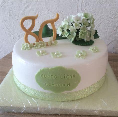 etagere kuchen fondant torte motivtorte hortensien gr 252 n blumen 80