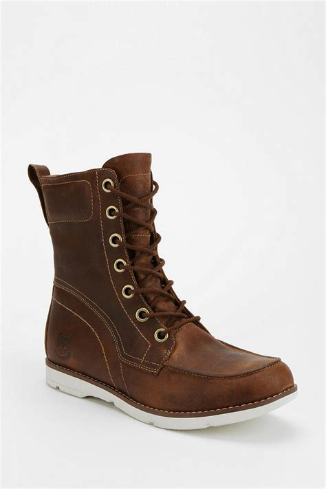 outfitters mens boots outfitters timberland mosley laceup boot in brown