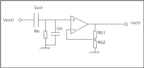 electric potential integrated circuit epic sensor epic a new epoch in electric potential sensing sensors magazine