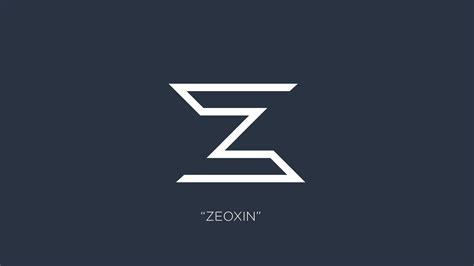 z logo concept speedart