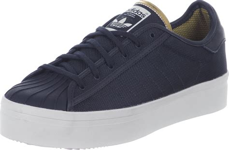 Adidas Superstar Rize W Silver adidas superstar rize w shoes blue