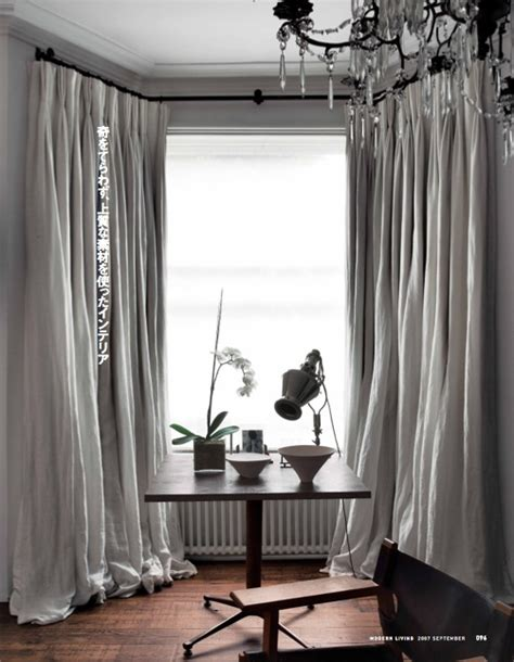 how long should bedroom curtains be pinterest