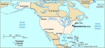 map of the united states of america without names