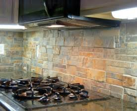 Pictures Of Stone Backsplashes For Kitchens by Natural Stone Back Splash Traditional Kitchen