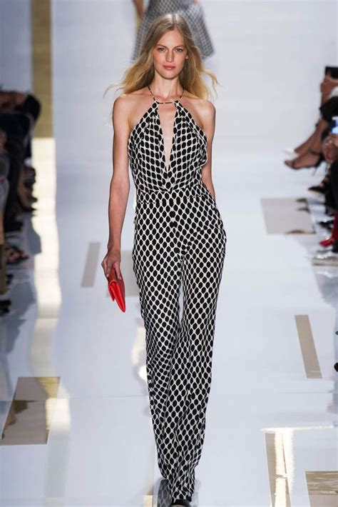 Cetakan A New Style 1 i a penchant for jumpsuits check out accent bag dianevonfurstenburg nyfw