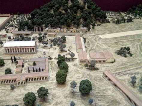 ancient olympic games wikipedia file model of ancient olympia british museum5 jpg