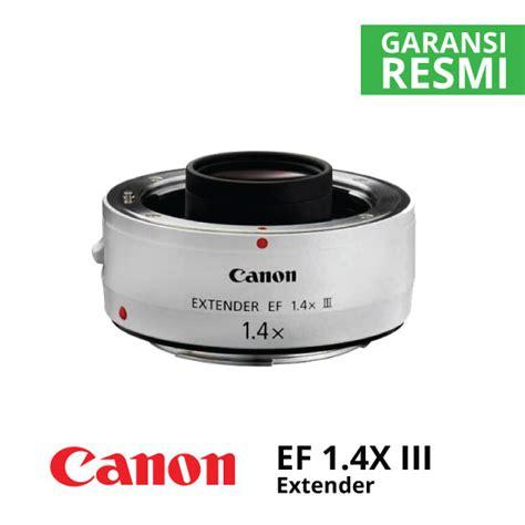 Canon Extender Ef 1 4x Iii Putih jual canon ef 1 4x iii extender harga dan spesifikasi
