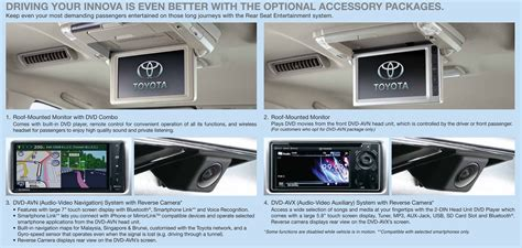 Roof Monitor Innova 2014 toyota innova facelift now in malaysia price from