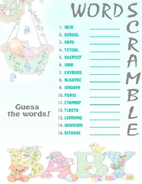 Other Words For Baby Shower by Free Baby Shower Printables Baby Shower Ideas