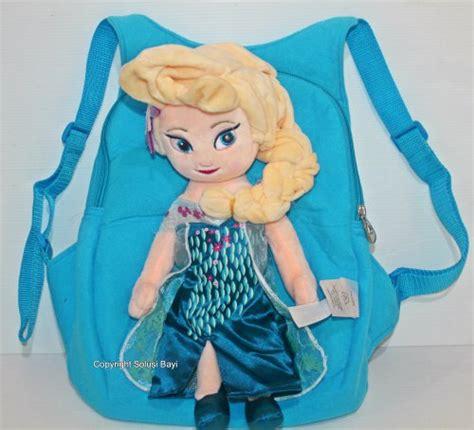 Boneka Elsa Frozen Karakter Disney jual tas ransel import boneka frozen fever elsa