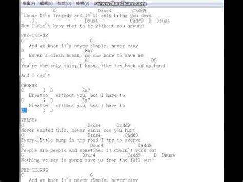 taylor swift breathe karaoke taylor swift breathe lyrics guitar karaoke instrumental