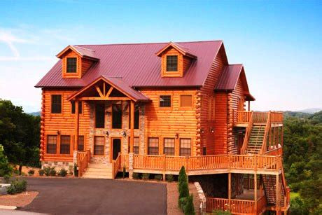 cheap cabins in tennessee pigeon forge