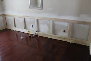 Building Raised Panel Wainscoting Our Home From Scratch