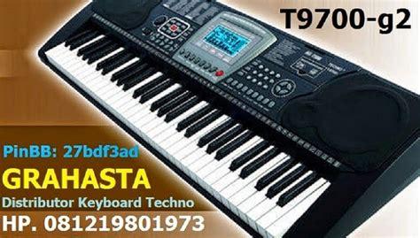 Keyboard Techno T9900i Keyboard Techno Termurah Distributor Grahasta