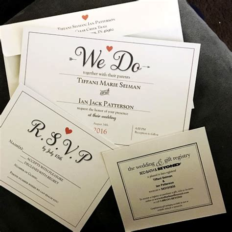 vistaprint wedding invitations review3