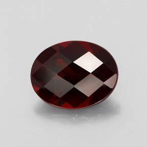 Spessartite Garnet 7 26ct 2 3 carat pyrope garnet gem from mozambique