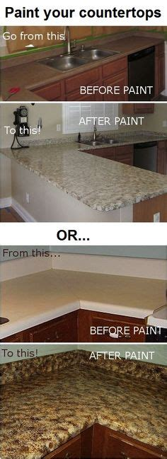 how to spray paint ugly laminate countertops home how to spray paint ugly laminate countertops home