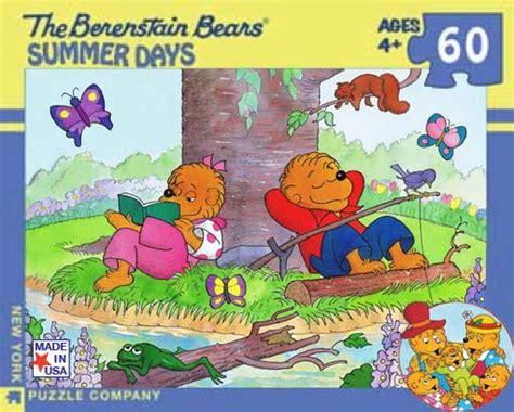 Bears Jigsaw Book summer days jigsaw puzzle puzzlewarehouse