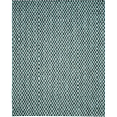 Outdoor Rug Turquoise Safavieh Courtyard Turquoise Light Gray 8 Ft X 11 Ft Indoor Outdoor Area Rug Cy8653 37221 8