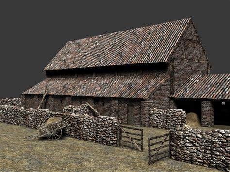 image gallery barn - Scheune Mittelalter