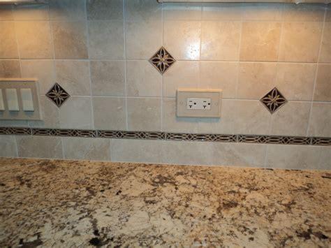 Kitchen Backsplash Tile Chicago Kitchen Backsplash Traditional Chicago By Habitat