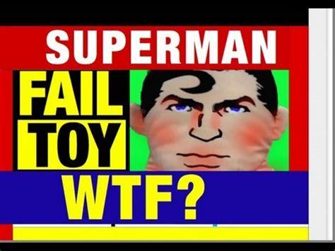 Superman Pillow Snuggler by Fail Superman Pillow Snuggler Review