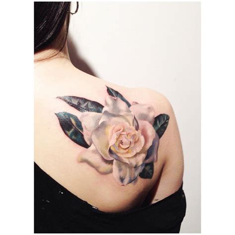 tattoo gardenia flower 416 best tattoos images on pinterest tattoo flowers