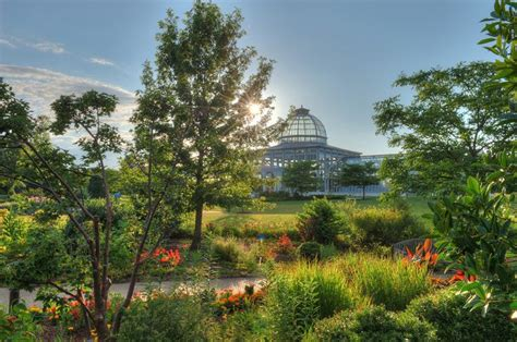 Richmond Botanical Garden It S Been 28 Years Since Lewis Ginter Botanical Garden Opened Its Doors To The It