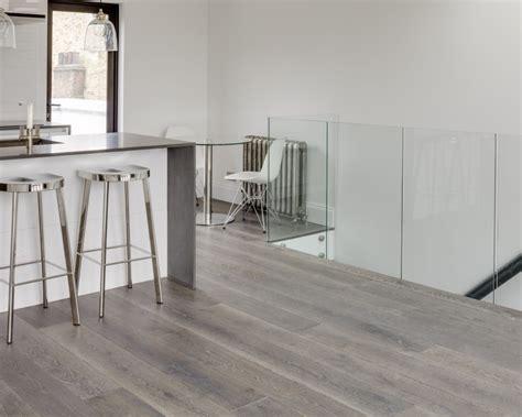 Braided River Driftwood Oak Floor / Engineered   The New