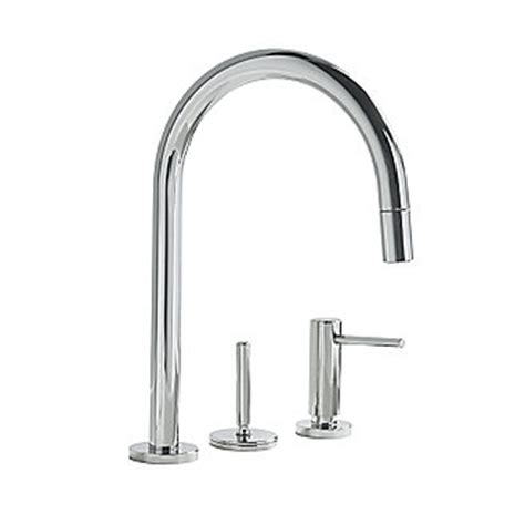 kallista one pull kitchen faucet p25200 00