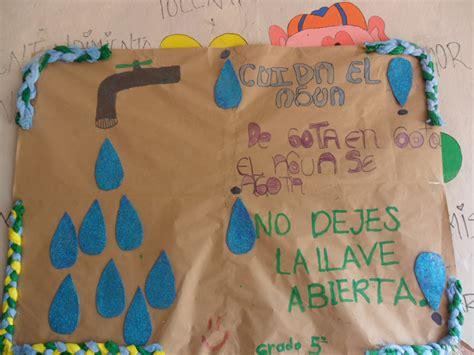 www lalibertadeduca carteleras mes de marzo sede morro azul mo0delos de carteleras alusivas al agua celebraci 211 n d