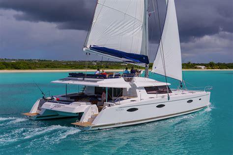 catamaran under sail for sale fountaine pajot victoria 67 dream yacht sales