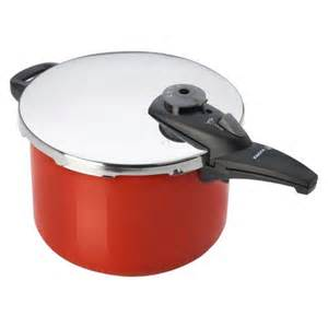 cookers at target fagor 8 quart pressure cooker cayenne