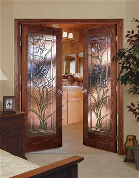 Doors Home Depot Interior feather river door wood interior doors sweet iris in red