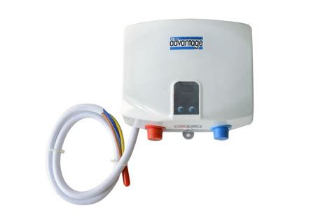 Small Water Heater Cost Advantage Advantage 3 5 Kw Point Of Use Mini Electric