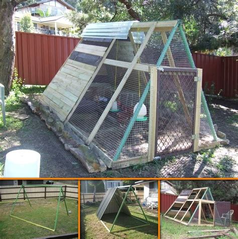 10 Backyard Diy Chicken Coop Plans And Tutorials Diy Backyard Chicken Coop