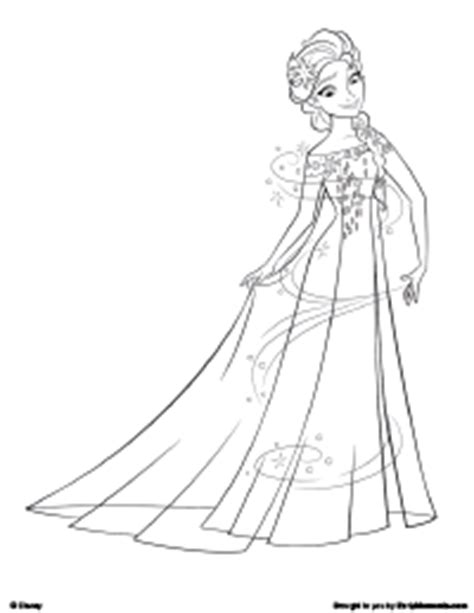 frozen fever coloring pages to print frozen fever coloring pages szukaj w coloring