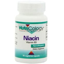 Niacin Vitamin C Detox by Nutricology Supplements Evitamins