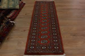 Small Runner Rug Soft High End Rustic Pakistan Hallway Runner Rug Small Wool Runner Ebay