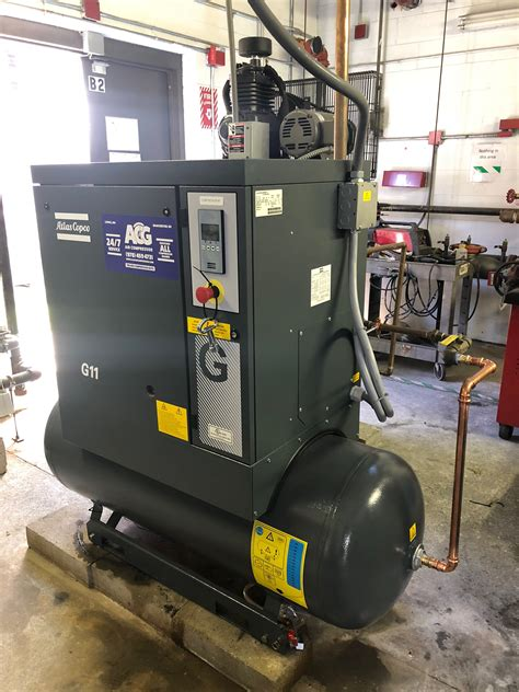 atlas copco  compressor  manufacturer  devens