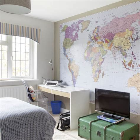 Ideas For Boys Bedrooms boys bedroom ideas and decor inspiration ideal home