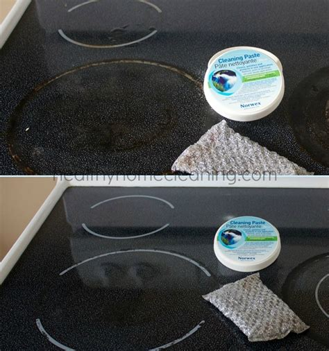 Diu Cleaning Of Ceramic Glass Stove Tops - how to clean a ceramic stove norwex spirisponge review