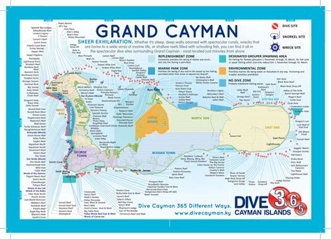 grand cayman map grand cayman maps and diving on