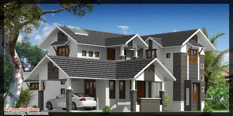 2700 sq ft house plans modern kerala house plan 2700 sq ft
