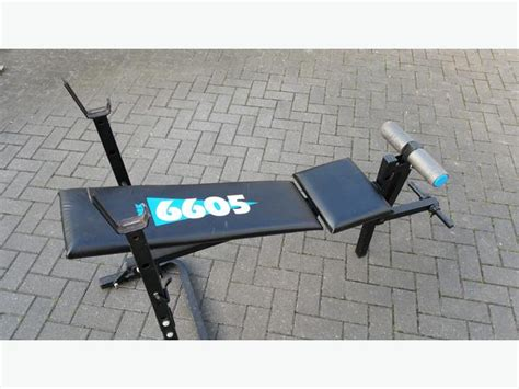 york 6605 bench york 6605 weights bench with leg curl walsall wolverhton