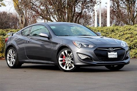 2016 hyundai genesis coupe sports cars 10 of the best quot for your buck quot sportscars of 2016
