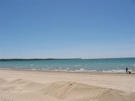 ontario sand banks sandbanks ontario sandbanks river country cground