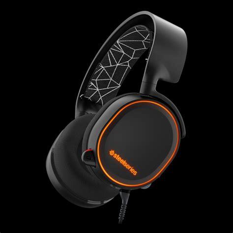 Steelseries Arctis 5 Headset Diskon Steelseries Arctis 5 Black 61443 51